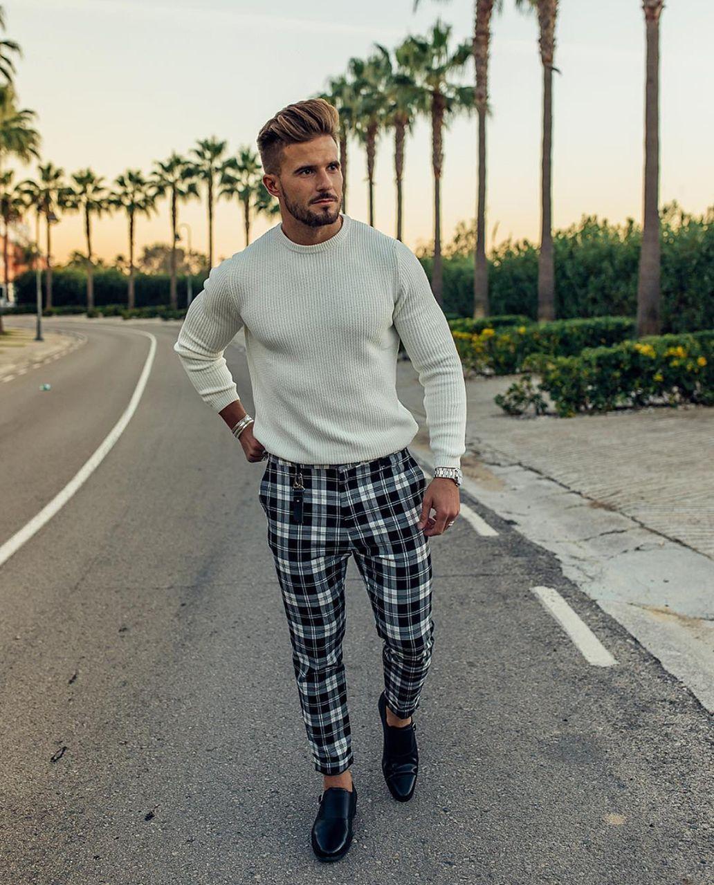 0f48cacb64b39e 5 tendências de moda masculina outono-inverno 2019 | Mens Street ...