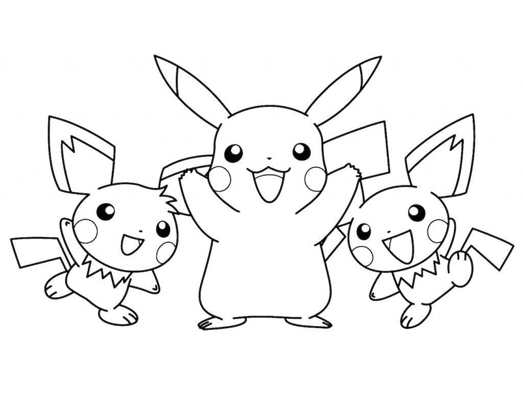 Pokemon 365kidz Kleurplaat Kleurplaten Pokemon Eenvoudige Tekening