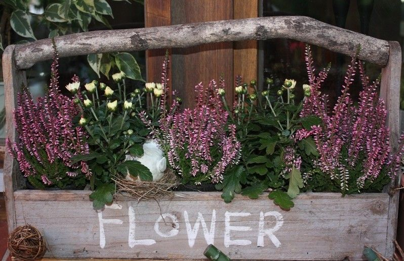herbstdeko an der fensterbank 2013 flower fensterschmuck aussen pinterest fensterb nke. Black Bedroom Furniture Sets. Home Design Ideas