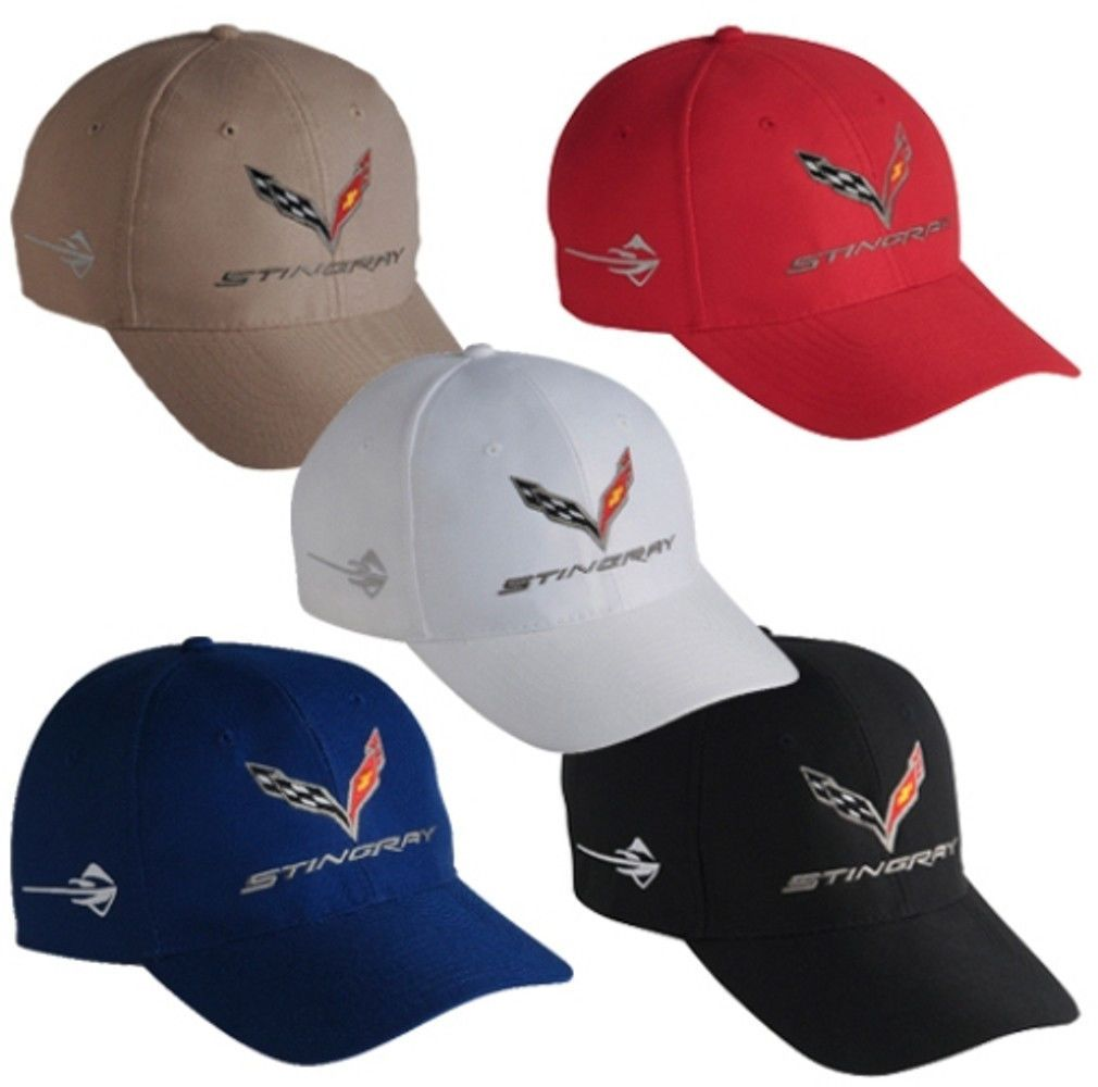 2014 Chevrolet C7 Stingray Corvette Performance Baseball Cap New Generation Hat