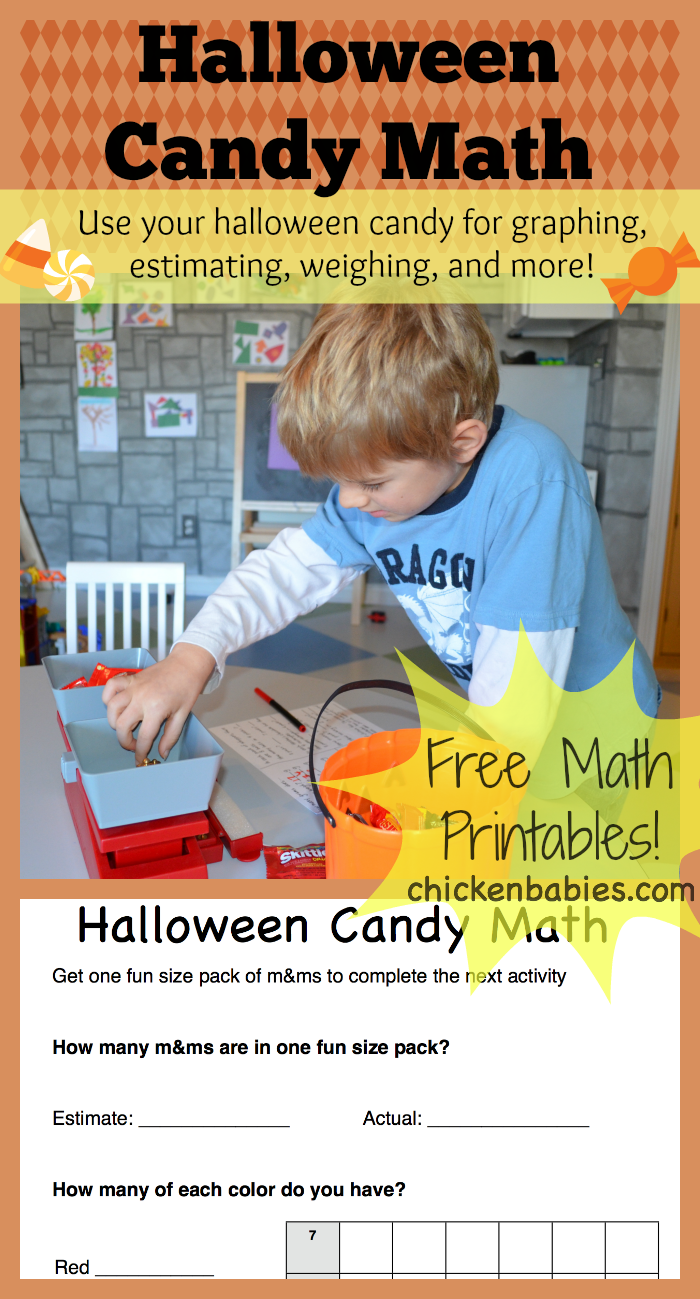 Halloween Candy Math With Free Printables Candy Math Halloween Candy Fun Math [ 1299 x 700 Pixel ]