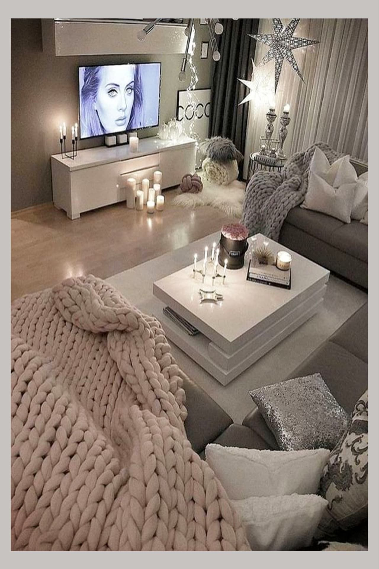 Cozy Neutral Living Room Ideas Earthy Gray Living Rooms To Copy Clever Diy Ideas Neutral Living Room Living Room Grey Living Room Decor Cozy