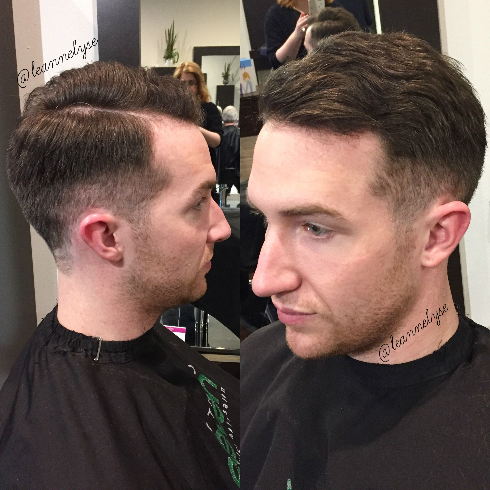 Mens Haircut With Hard Part St Louis Facebook