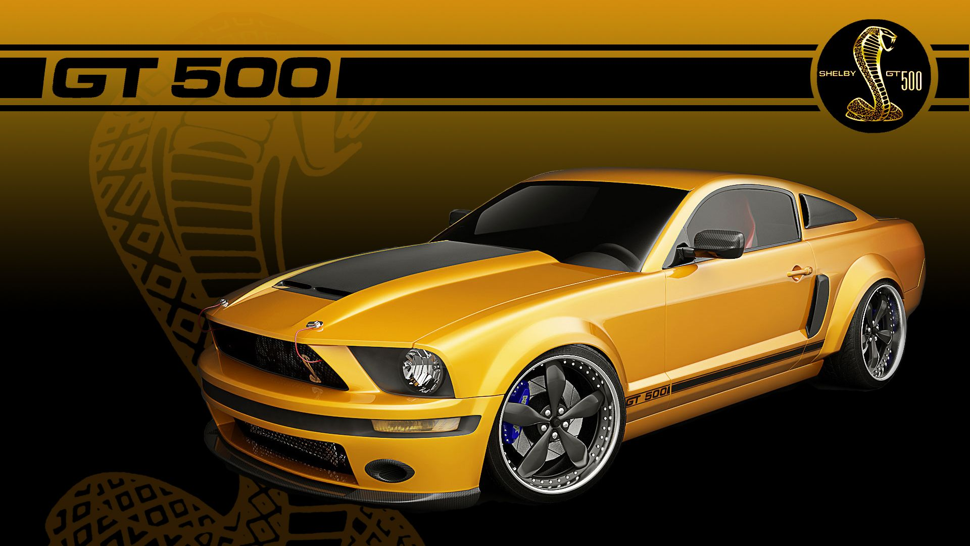 Yellow mustang shelby shelby gt500 yellow adyp ford gt500 mustang shelby yellow free