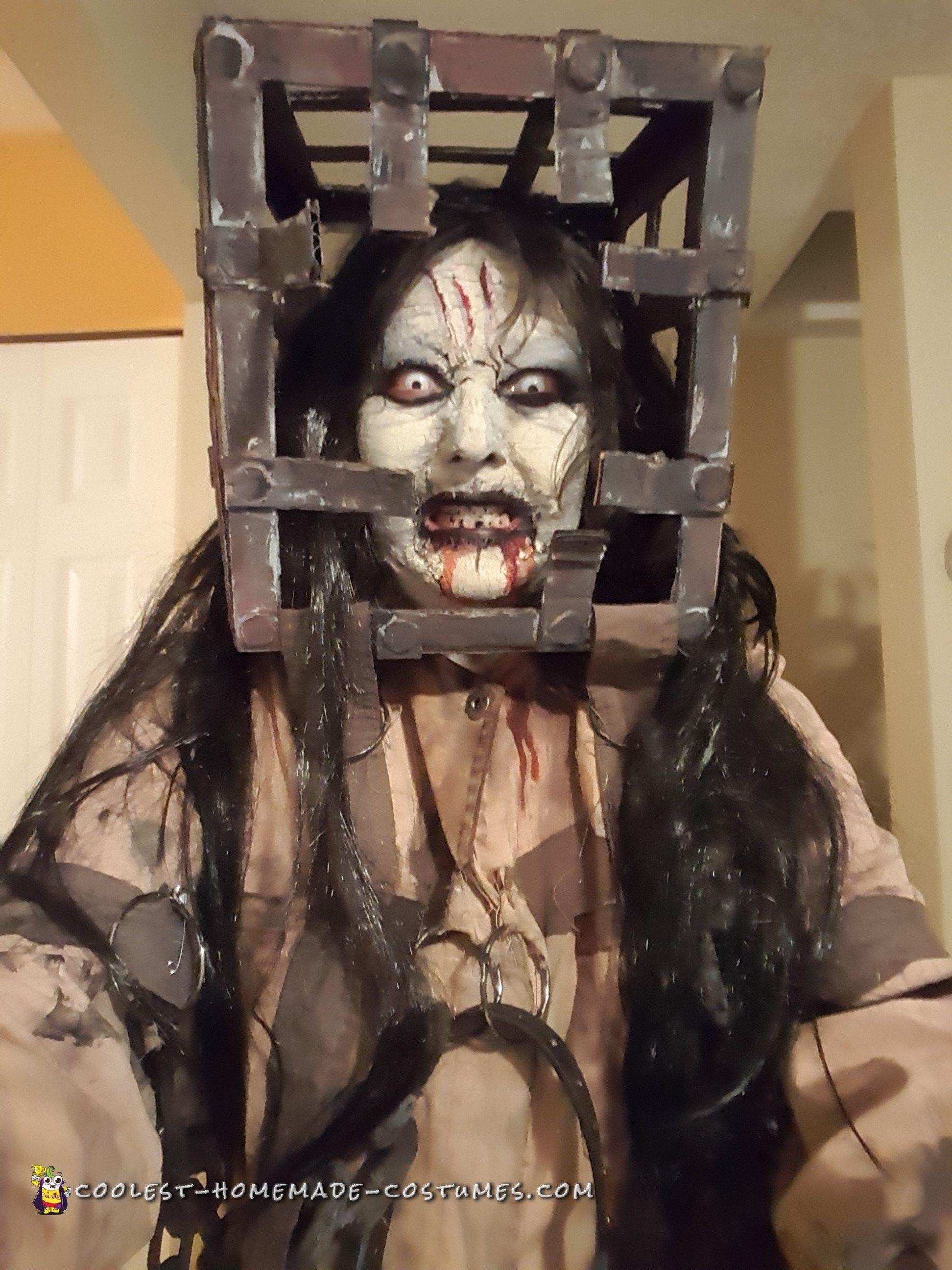 Creepiest diy 13 ghosts the jackal costume pinterest homemade coolest homemade costumes for diy costume enthusiasts solutioingenieria Image collections