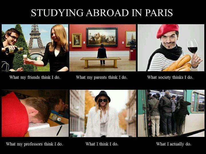 Why some people decides to study in abroad?