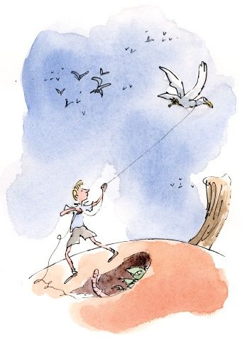 james and the giant peach quentin blake - Google Search ...
