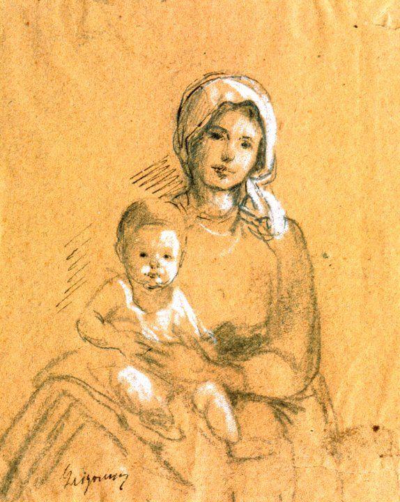 Mamă şi copil