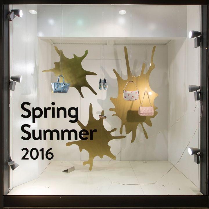 Оформление витрин Лето-2016: проект ливанских дизайнеров ...