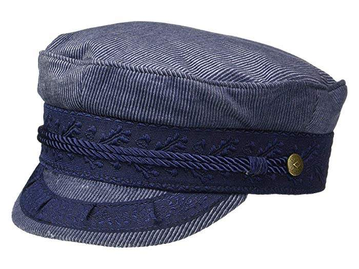 2377d1081 Brixton Albany Cap in 2019   Products   Hats, Navy cap, Fashion