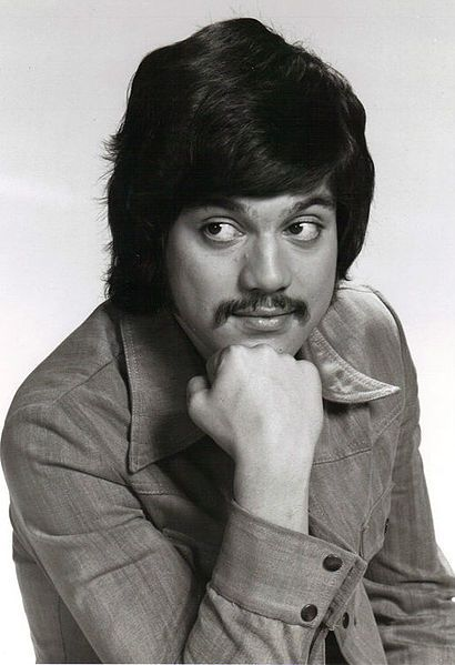 """Freddie Prinze 1952-1977. Starred in the 70's sit-com """"Chico and the Man.""""  Died at the age of 22."""
