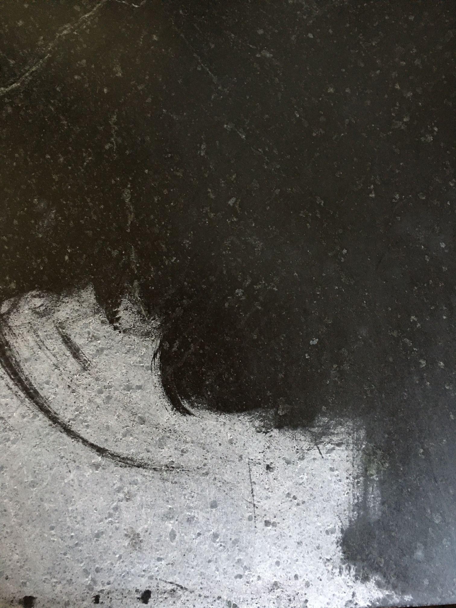 DIY Soapstone Countertop Oiled Wax