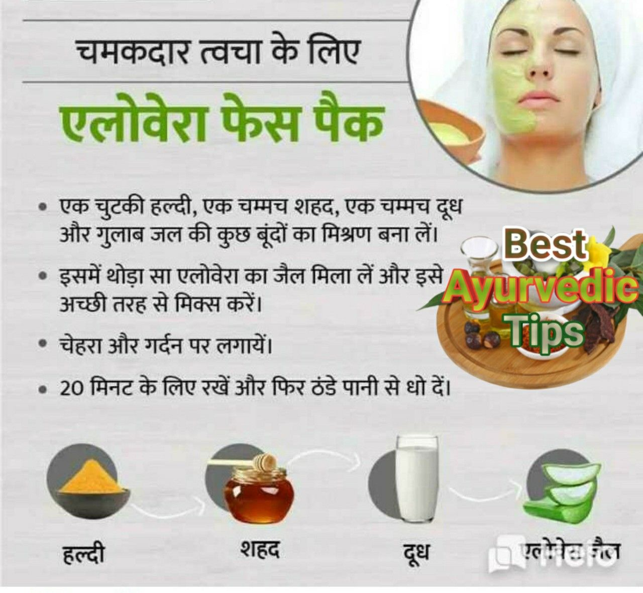 Best Ayurvedic Tips you Tube channel  Beauty skin care routine
