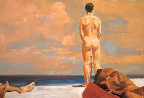 Eric Fischl | The Beginning and the End, 1988