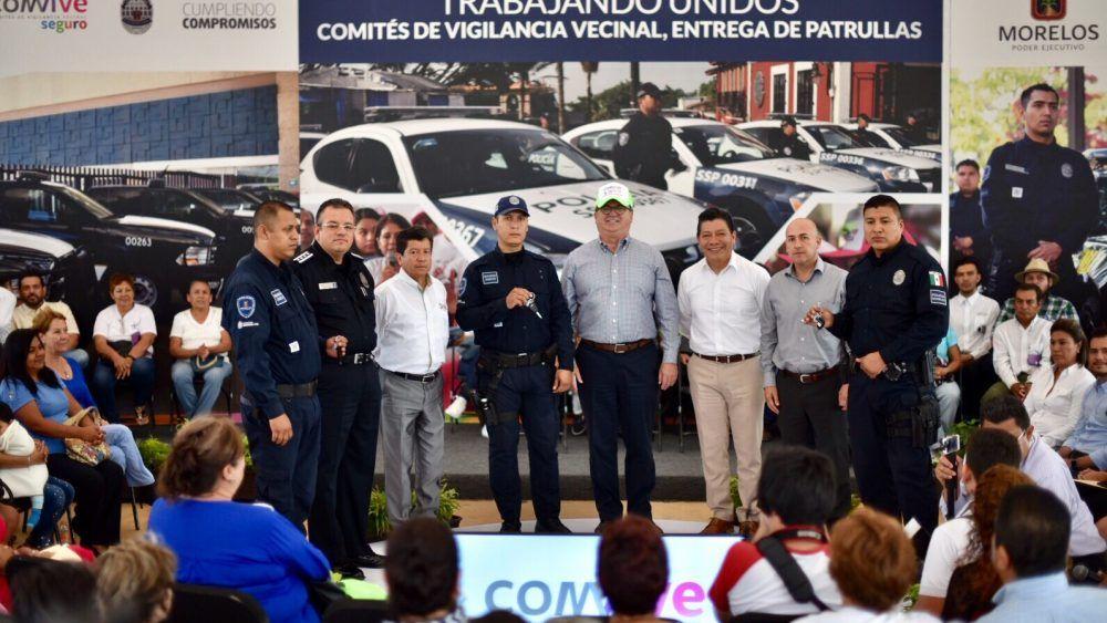 LLAMA GRACO RAMÍREZ A NO BAJAR LA GUARDIA NI A CONFIARNOS POR LA SEGURIDAD DE MORELENSES
