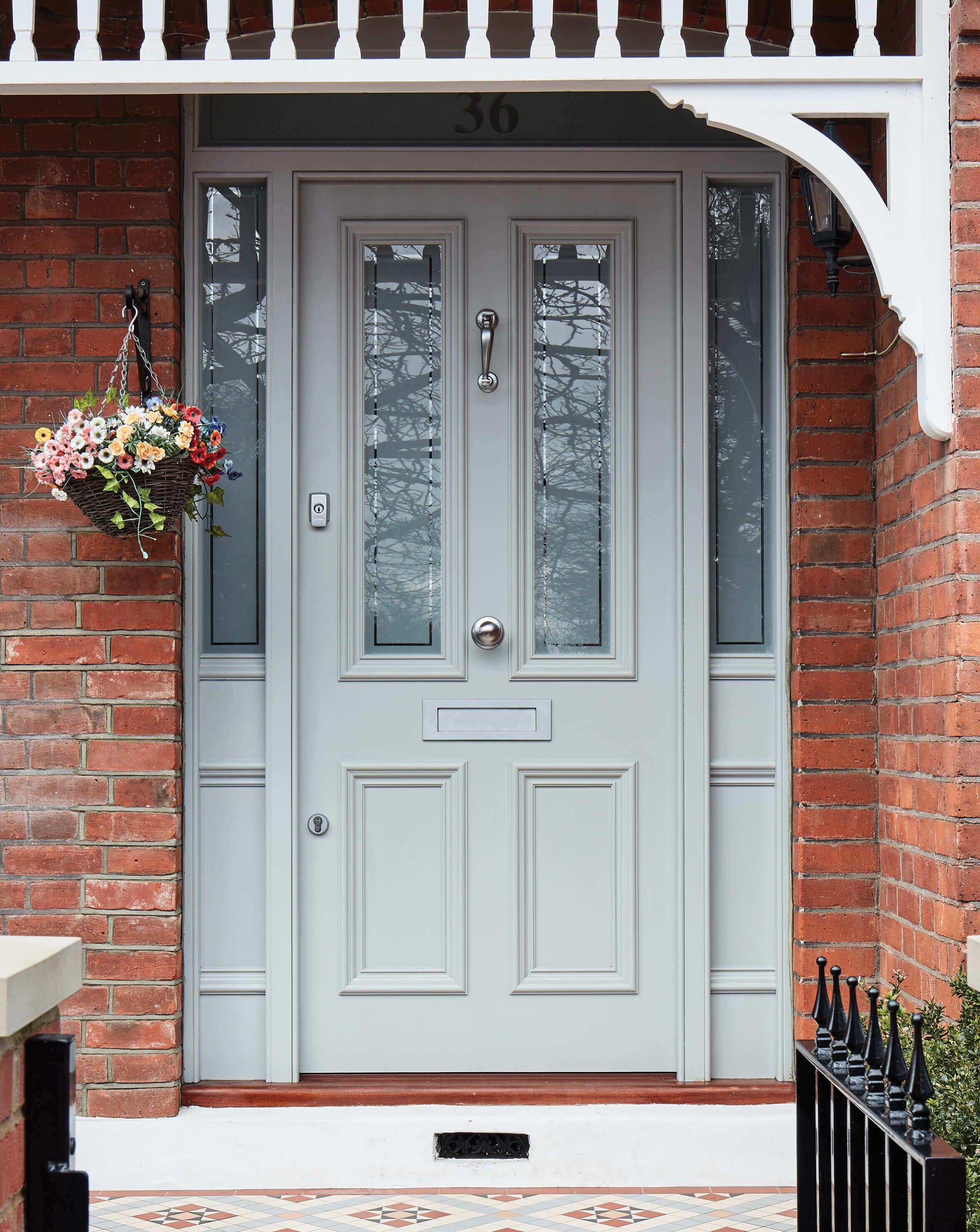 Front Doors In The Grand Way Topsdecor Com In 2020 Victorian Front Doors Front Door Design House Front Door