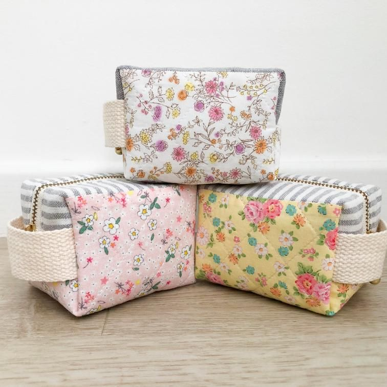 Free Sewing Pattern: Little Clover Pouch | I Sew Free | Nähen ...