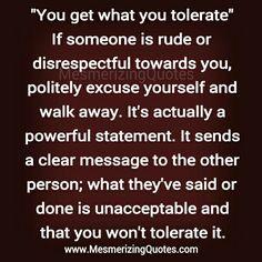 rude people disrespectful people insensitive people controlling