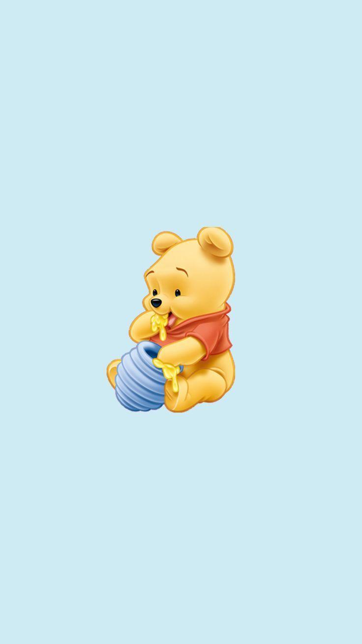 Winnie The Pooh Planodefundo Pooh Winnie Disney Drawings Disney Wallpaper Cartoon Wallpaper