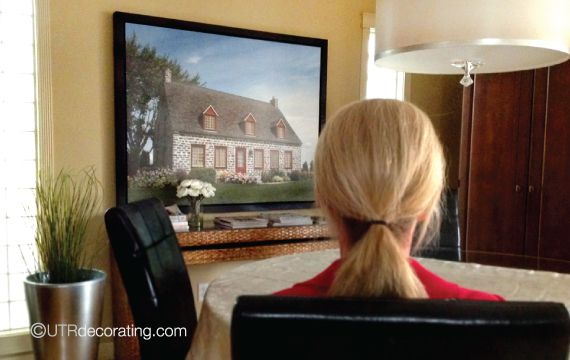 At What Height To Hang Pictures In A Dining Room Hanging Pictures Picture Hanging Tips Interior Decorating Tips