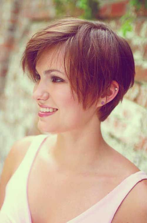 Short Hairstyles For Women With Thick Hair 35 Short Haircuts For Thick Hair  Thicker Hair Short Haircuts And