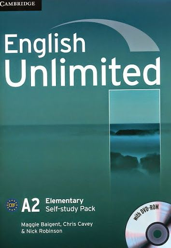 English Unlimited A2 Elementary Pdf Teacher's book +Coursebook +