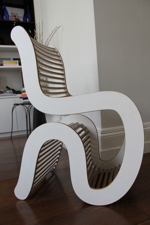 Spline Chair from Untothislast