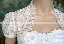 Como hacer un bolero para vestido de novia