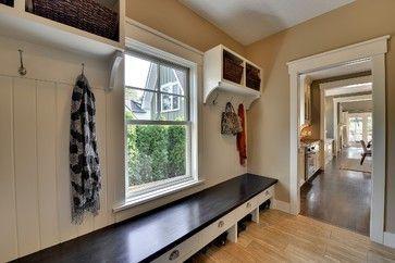 Minneapolis New Construction - traditional - laundry room - minneapolis - Highmark Builders
