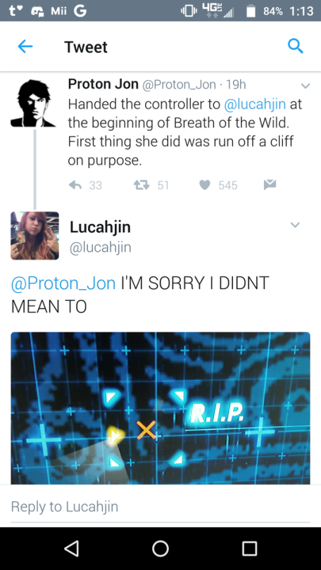 Lucah Really Xd Lucahjin Protonjon Youtube Breath Of The Wild In This Moment Official live stream of lucahjin! lucah really xd lucahjin protonjon