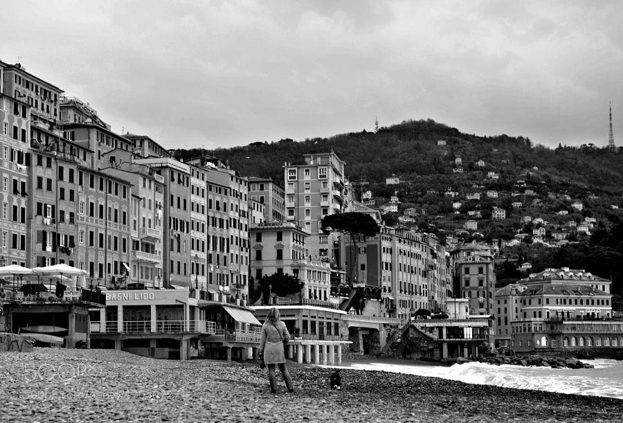 Ligurian songs #2 by irenefigone