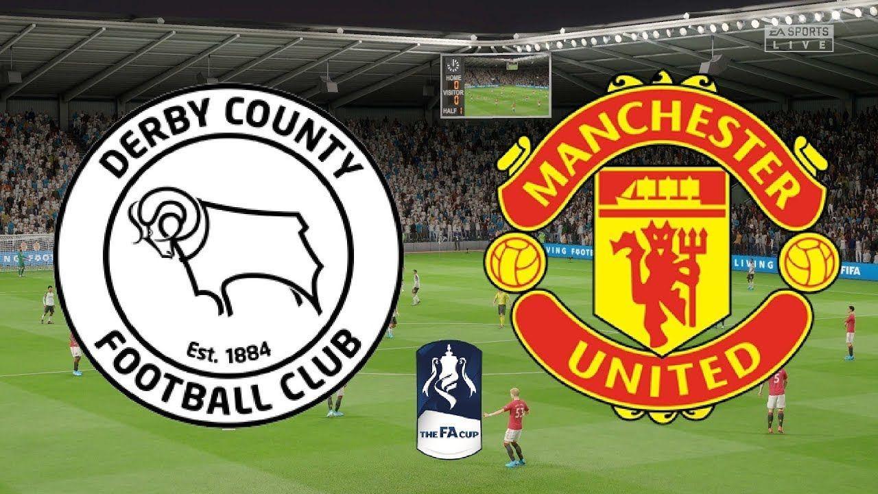 Derby County Vs Manchester United Bruno Fernandes Scored A Goal Di 2020 Salzburg Austria Karangan