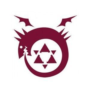 Homunculus Symbol Meaning