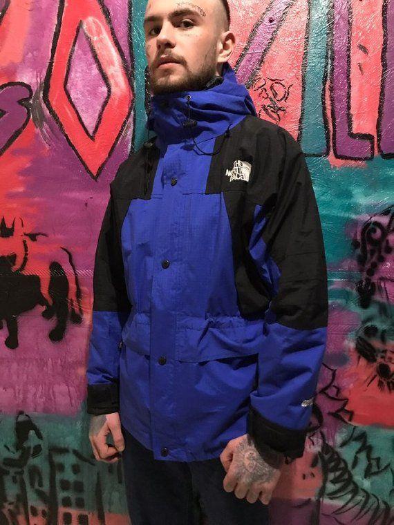 52ce98fc9 The North Face Winter Jacket Mens Retro TNF 1998 90s 80s Vintage ...
