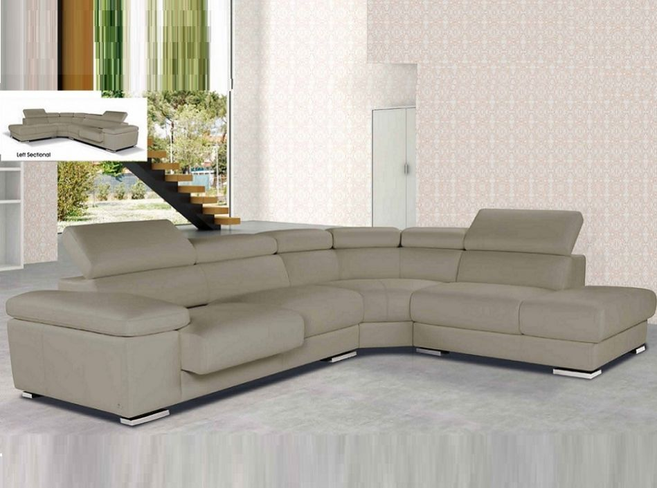 Nicoletti Sofa Nicoletti Signature Leather Thesofa