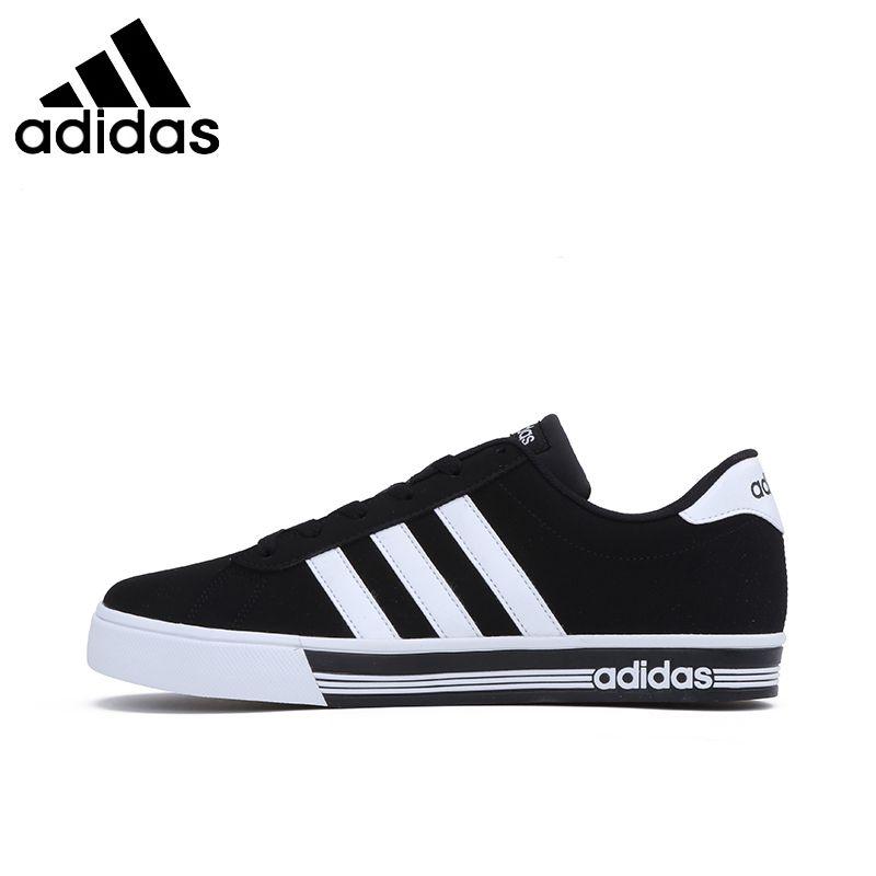 meet e8264 ab614 ADIDAS Original Original Mens Neo Skateboarding Shoes professional High  Quality Light Leisure Absorbent For Men
