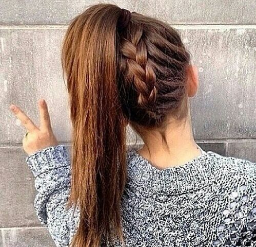 Back To School Outfits Catch A Few Extra Zzzs In The Morning With These  Totally Killer Yet Insanely Easy Back To School Hair Styles For Teens.