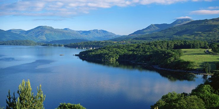 Loch Lomond Accommodation - Self Catering, B&Bs & More