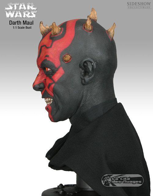 Star Wars Darth Maul Life-Size Bust 66cm
