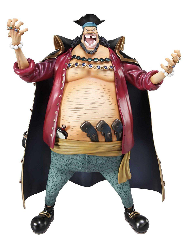 One Piece Marshall D. Teach (Black Beard) P.O.P ExModel