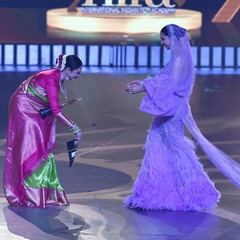 Image May Contain One Or More People And People Dancing Karan Johar Ranveer Singh Taimur Ali Khan