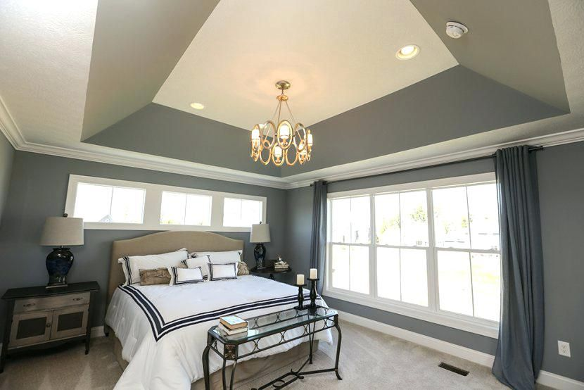 Image Result For Angled Tray Ceiling Painting Bedroom Wall Wall