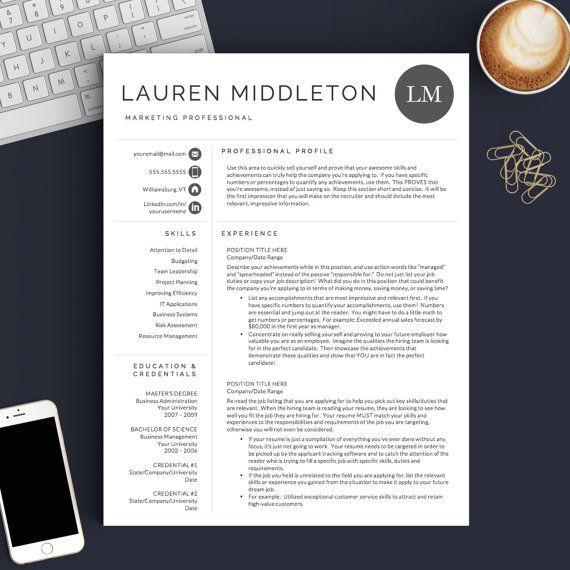 simplicity resume
