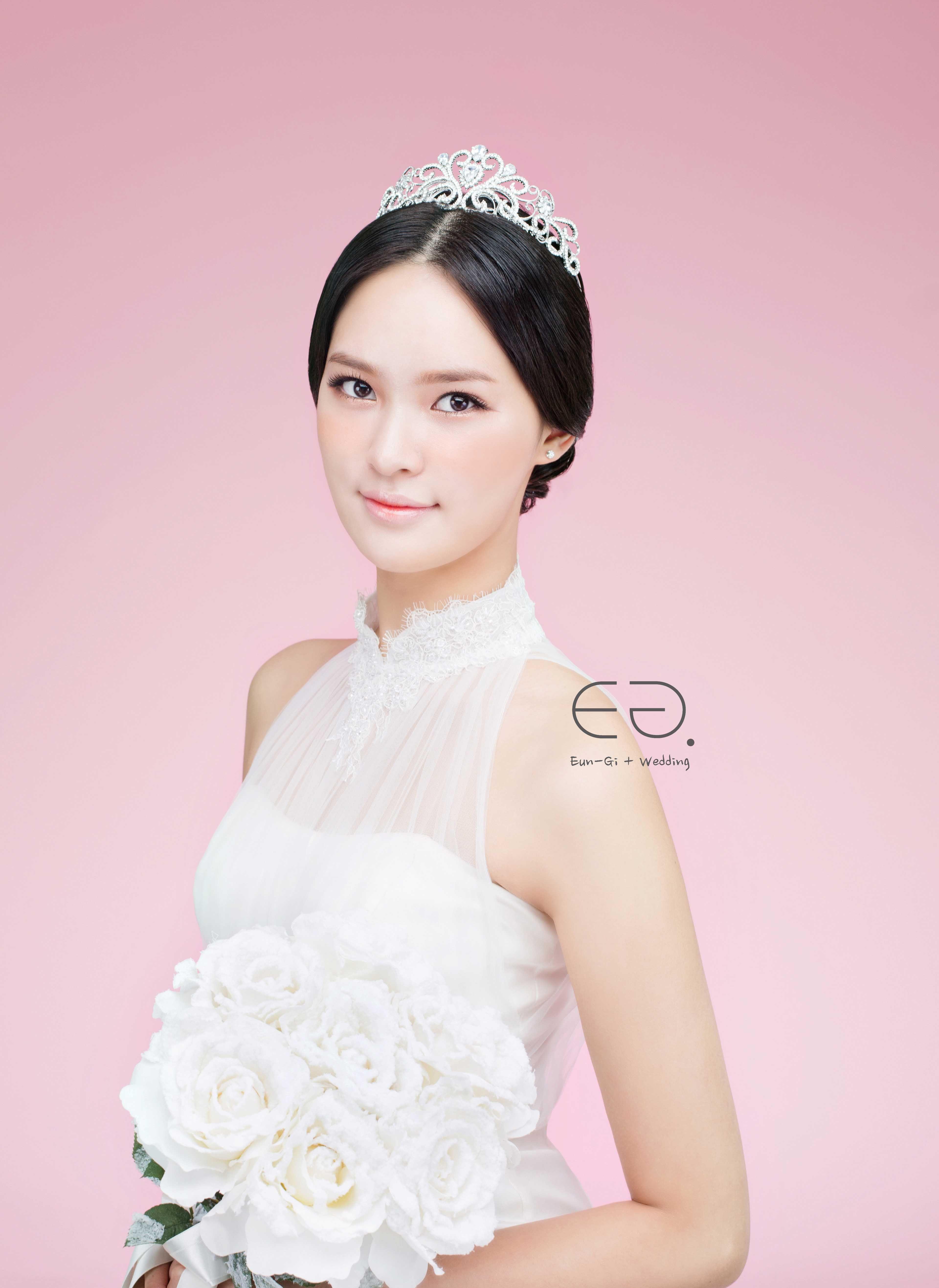 ♡Korean Wedding Makeup & Hairstyle EunGi Korea Wedding