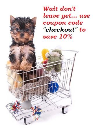 Shopping Cart Puppy Supplies Puppy Help Pet Store