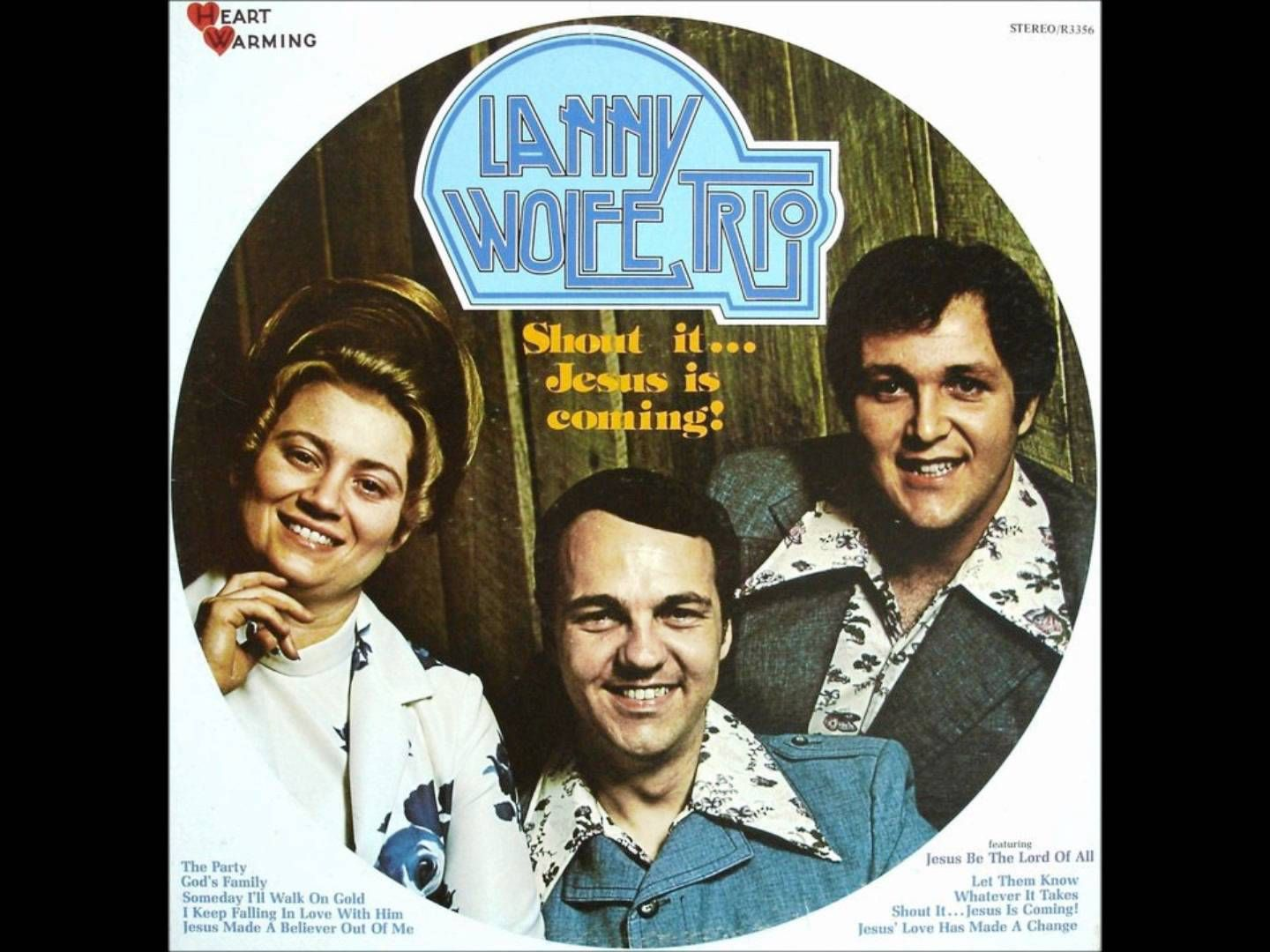 Lanny Wolfe Trio - Whatever It Takes- Back in the day the Hunt ...