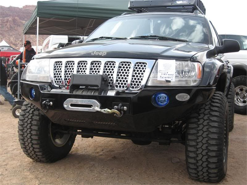 Arb Bumpers Wj Click The Image To Open In Full Size Jeep Wj