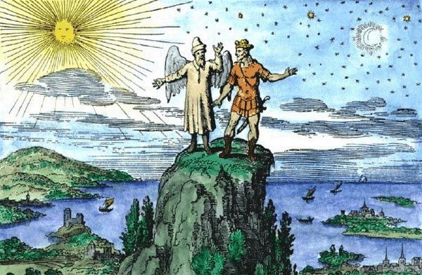 """""""A verdadeira arte da alquimia é em verdade a filosofia tão propalada dos antigos sábios. A alquimia me agrada muito, não apenas pela utilidade que dela retiramos, pois ela ensina a fundir, separar, afinar e tratar os metais; a destilar e sublimar as plantas, as raízes e tantos outros corpos; mas também por essas alegorias e símbolos ocultos, que são demasiado belos, em particular essa figuração do Juízo final e da ressureição dos mortos."""" Martinho Lutero, Propos de table, 1932"""