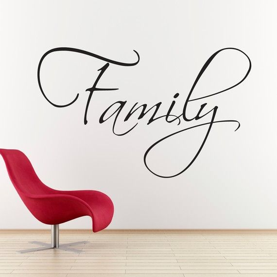 Large Living Room Decals