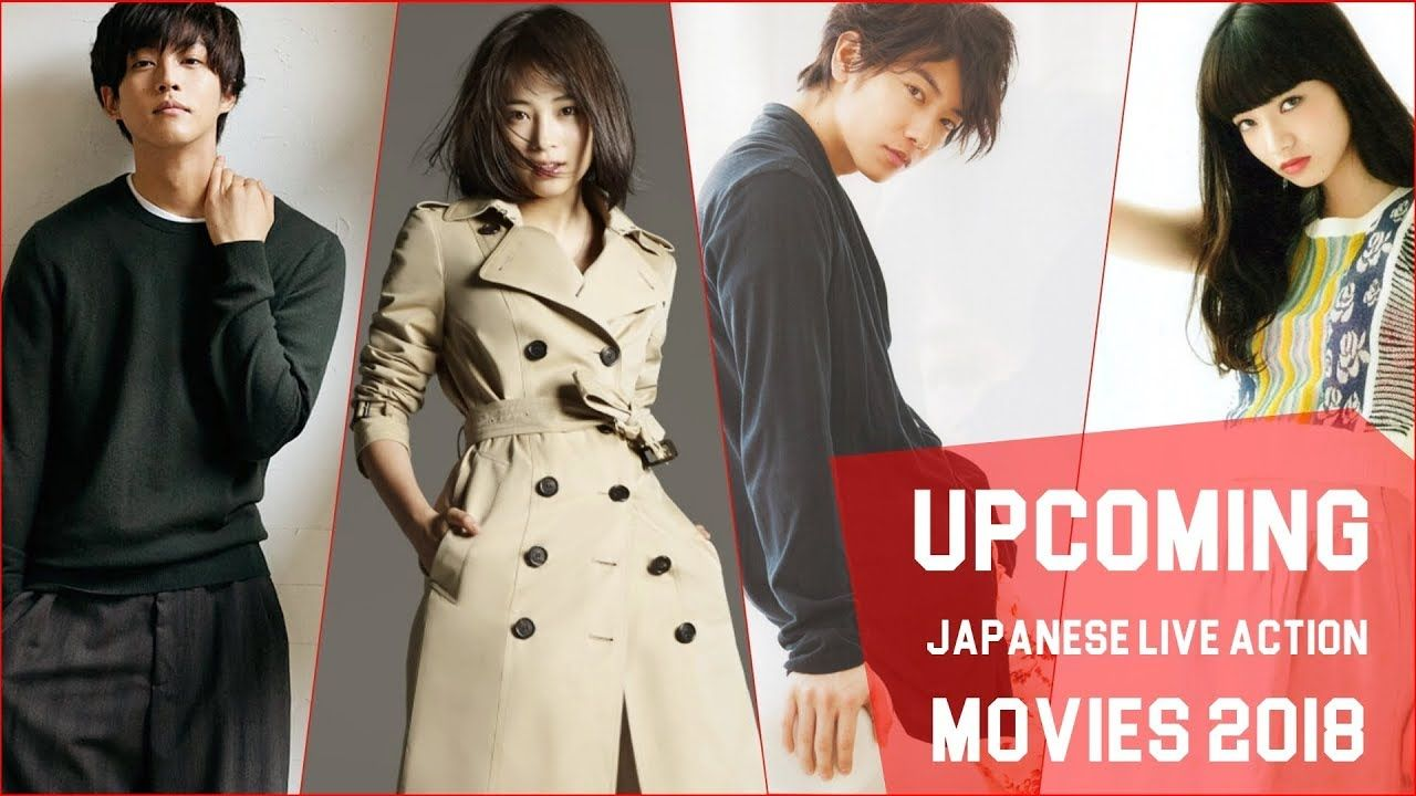 Japanese Live Action Movies 2018 drama dorama